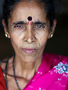 Coffee plantation worker, Malabar, Kerala, India