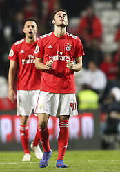 February 7, 2019 - Na - Lisbon, 06/02/2019 - SL Benfica received this evening the Sporting CP in the Stadium of Light, in game the account for the first leg of the Portuguese Cup 2018/19 semi final. Iron  (Credit Image: © Atlantico Press via ZUMA Wire)