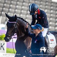 Wednesday 21 August - Social Media Images - Team GBR - FEI European Championships 2019 - Rotterdam