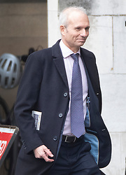 © Licensed to London News Pictures. 05/11/2019. London, UK. Former cabinet member David Lidington attends Parliament on his last day as an MP. He is standing down as the MP for Aylesbury. The House is sitting for the last time today ahead of the General Election which will take place on December 12th. Photo credit: Peter Macdiarmid/LNP
