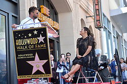 Ricky Martin attends the ceremony honoring Eva Longoria with a star on the Hollywood Walk of Fame on April 17, 2018 in Los Angeles, California. Photo by Lionel Hahn/ABACAPRESS.COM