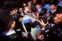 España. Madrid<br /> Acto del Entierro de la Sardina que pone punto final a los carnavales<br /> <br /> ©JOAN COSTA
