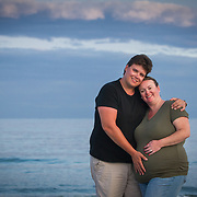 Colleen + Rick's Maternity Session