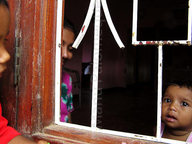 Tsunami aid, Smile International, Sri Lanka