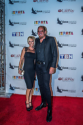October 11, 2016 - Nashville, Tennessee, USA - Wesley & Tracy Campbell at the 47th Annual GMA Dove Awards  in Nashville, TN at Allen Arena on the campus of Lipscomb University.  The GMA Dove Awards is an awards show produced by the Gospel Music Association. (Credit Image: © Jason Walle via ZUMA Wire)