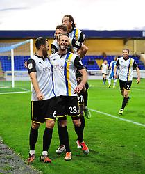 - Photo mandatory by-line: Neil Brookman/JMP - Mobile: 07966 386802 - 22/11/2014 - Sport - Football - Chester - Deva Stadium - Chester v Bristol Rovers - Vanarama Football Conference