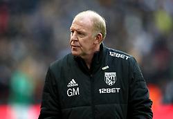 West Bromwich Albion caretaker manager Gary Megson