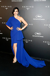 May 19, 2019 - Cannes, Alpes-Maritimes, Frankreich - Nadine Labaki at the Kering and Cannes Film Festival Official Dinner during the 72nd Cannes Film Festival at Place de la Castre on May 19, 2019 in Cannes, France (Credit Image: © Future-Image via ZUMA Press)