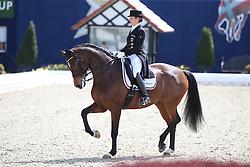 Michalke Victoria, (GER), Novia 6<br /> Intermediare II - Louisdor-Preis<br /> Horses & Dreams meets Denmark - Hagen 2016<br /> © Hippo Foto - Stefan Lafrentz