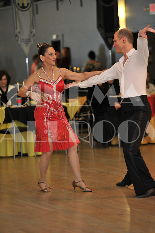 Martin Pickering and Sandi Gotz