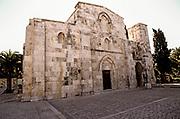 Saint Anne Church, a 12th-century Crusader church, Jerusalem, Israel