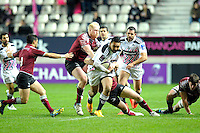 Krisnan Inu - 11.12.2014 - Stade Francais / Newcastle Falcons - European Rugby Challenge Cup<br />