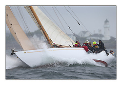 Day two of the Fife Regatta,Passage race to Rothesay.<br /> <br /> Solway Maid, Roger Sandiford, GBR, Bermudan Cutter, Wm Fife 3rd, 1940<br /> <br /> * The William Fife designed Yachts return to the birthplace of these historic yachts, the Scotland's pre-eminent yacht designer and builder for the 4th Fife Regatta on the Clyde 28th June–5th July 2013<br /> <br /> More information is available on the website: www.fiferegatta.com