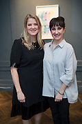 NO FEE PICTURES<br /> 12/4/18 Jenny Huston and Leah Hewson the launch of their jewellery and fine art collaboration, Edge Only x Leah Hewson at The Dean Dublin. Arthur Carron