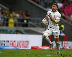 May 26, 2019 - Twickenham, England, United Kingdom - Steve Tomasin of USA.during The HSBC World Rugby Sevens Series 2019 London 7s Bronze Final Match 44 between France and USA at Twickenham on 26 May 2019. (Credit Image: © Action Foto Sport/NurPhoto via ZUMA Press)