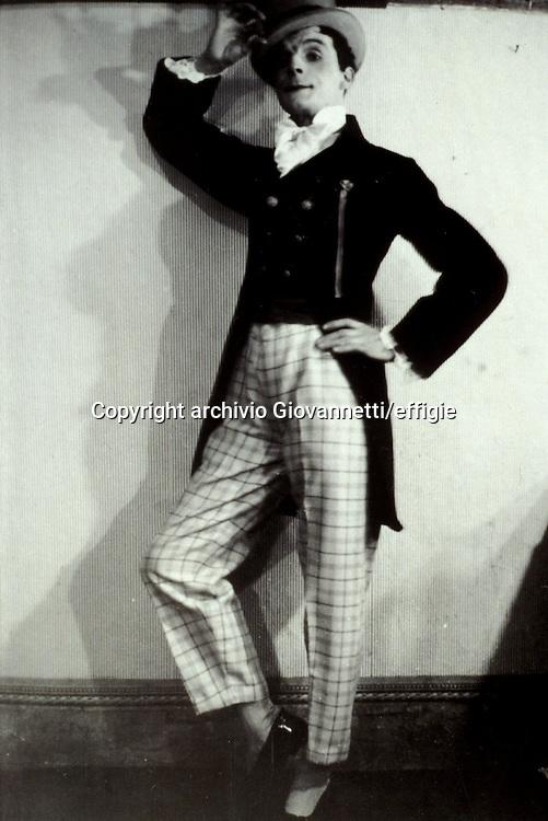 Sergio Tofano<br />archivio Giovannetti/effigie