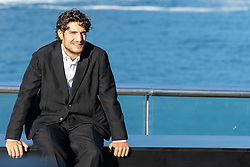 September 22, 2018 - San Sebastian, Spain - Louis Garrel attends the  'A Faithful Man' Photocall during the 66th San Sebastian Film Festival in San Sebastian on September 22, 2018 in San Sebastian, Spain. (Credit Image: © Manuel Romano/NurPhoto/ZUMA Press)