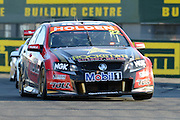 James Courtney in action during  Race 5 of the ITM 400 Hamilton,Hamilton Street Circuit, Day Two, Hamilton City ,V8 supercars,, Photo: Dion Mellow / photosport.co.nz