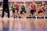 Parma 14 Febbraio 2012 <br /> Nazionale Italiana Femminile Allenamento<br /> Nella foto: team italia<br /> Foto Ciamillo