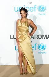 Michelle Rodriguez arriving at a photocall for the Unicef Summer Gala Presented by Luisaviaroma at Villa Violina on August 10, 2018 in Porto Cervo, Italy. Photo by Alessandro Tocco/ABACAPRESS.COM