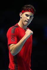 Nitto ATP World Tour Finals - 13 Nov 2017