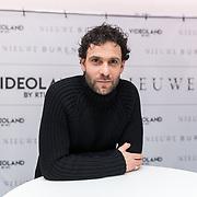NLD/Hilversum/20180213 - Nieuwe Buren 3 persdag, Tibor Lukács