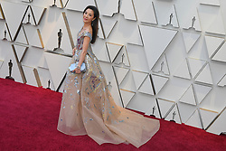February 24, 2019 - Los Angeles, California, U.S - MICHELLE YEOH during red carpet arrivals for the 91st Academy Awards, presented by the Academy of Motion Picture Arts and Sciences (AMPAS), at the Dolby Theatre in Hollywood. (Credit Image: © Kevin Sullivan via ZUMA Wire)