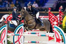 Charlton Carlagh, IRL, Kosmo van Orchid's<br /> Jumping Mechelen 2019<br /> © Hippo Foto - Sharon Vandeput<br /> 28/12/19