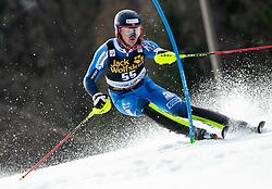 BRUDEVOLL Bjoern of Norway during the Audi FIS Alpine Ski World Cup Men's Slalom 58th Vitranc Cup 2019 on March 10, 2019 in Podkoren, Kranjska Gora, Slovenia. Photo by Matic Ritonja / Sportida