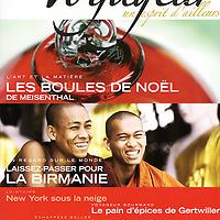 USE ARROWS ← → on your keyboard to navigate this slide-show<br /> <br /> Voyageur - France<br /> Cover feature concerning the Burmese anti-government protests published in December 2007.<br /> Photos: Ezequiel Scagnetti<br /> Text: Patrick Poivre d'Arvor