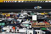 May 20, 2017: NASCAR Monster Energy All Star Race. 95 Michael McDowell