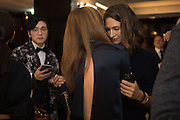 BARBARA CROCE; ISABELLE  KONTOURE, Tom Ford cocktail and preview of Tom Ford's Spring-Summer 2016 Menswear Collection. 201-202 Sloane St. London. 14 June 2015