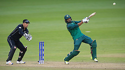 Bangladesh's Mahmudullah hits out during the ICC Champions Trophy, Group A match at Sophia Gardens, Cardiff.