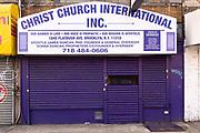 Christ Church International Inc., 1840 Flatbush AVe., Brooklyn NY
