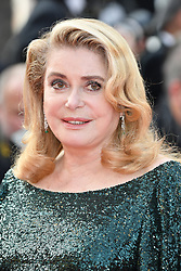 """Catherine Deneuve attends the closing ceremony screening of """"The Specials"""" during the 72nd annual Cannes Film Festival on May 25, 2019 in Cannes, France.<br /> Photo by David Niviere/ABACAPRESS.COM"""