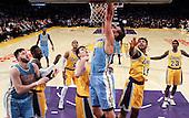 Basketball: 20170117 LA Lakers vs Denver Nuggets