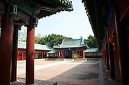 The Kongxia Shrine in Tainan, Taiwan.