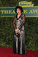 Shirley Bassey, London Evening Standard Theatre Awards, Theatre Royal Drury Lane, London UK, 03 December 2017, Photo by Richard Goldschmidt