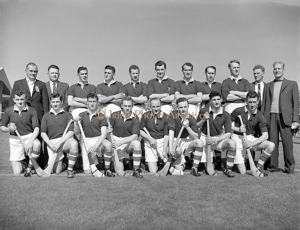 All-Ireland Senior Hurling Final, Cork v Galway, at Croke Park..Cork Team..06.09.1953