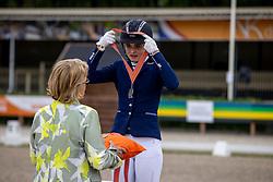 Van den Heuvel Lize, NED<br /> Nederlands Kampioenschap<br /> Ermelo 2021<br /> © Hippo Foto - Dirk Caremans<br />  06/06/2021