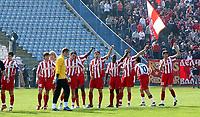 Fotball<br /> 18.03.2007 <br /> OFK Beograd-Red Star Serbian Supe League<br /> Røde Stjerne<br /> Red Star players before match<br /> Foto: Aleksandar Djorovic, Digitalsport