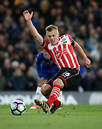 Southampton's James Ward-Prowse in action during the Premier League match at Stamford Bridge Stadium, London. Picture date: April 25th, 2017. Pic credit should read: David Klein/Sportimage