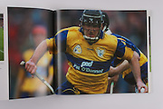 Clare's centre back Sean McMahon in their All-Ireland wins of 1995 and 1997.