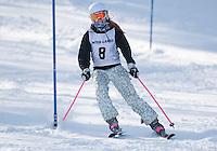 Alpine skiing Lakes Region Championships at Gunstock Mountain Resort January 27, 2011.