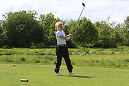 Rebekah Gardner (Carnalea) on the 15th tee during Round 4 of the Ulster Stroke Play Championships at Galgorm Castle Golf Club, Ballymena, Northern Ireland. 28/05/19<br /> <br /> Picture: Thos Caffrey / Golffile<br /> <br /> All photos usage must carry mandatory copyright credit (© Golffile   Thos Caffrey)
