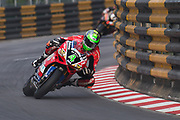 Glenn IRWIN, TAK CHUN Racing by PBM/Penz13, Ducati<br /> 64th Macau Grand Prix. 15-19.11.2017.<br /> Suncity Group Macau Motorcycle Grand Prix - 51st Edition<br /> Macau Copyright Free Image for editorial use only
