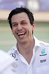 November 26, 2017 - Abu Dhabi, United Arab Emirates - Motorsports: FIA Formula One World Championship 2017, Grand Prix of Abu Dhabi, ..Toto Wolff (AUT, Mercedes AMG Petronas Formula One Team) (Credit Image: © Hoch Zwei via ZUMA Wire)