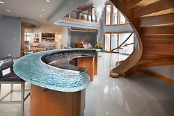 143_W_Landing glass bar by Nathan Allan Glass Studios Inc