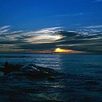 USA, Michigan, Sleeping Bear Dunes National Lakeshore.