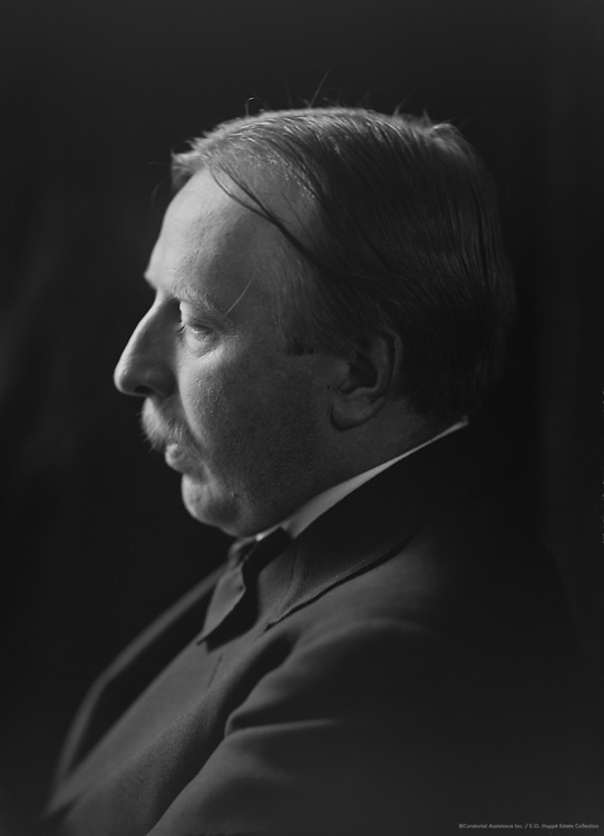 Ford Madox Ford, English Author, 1912